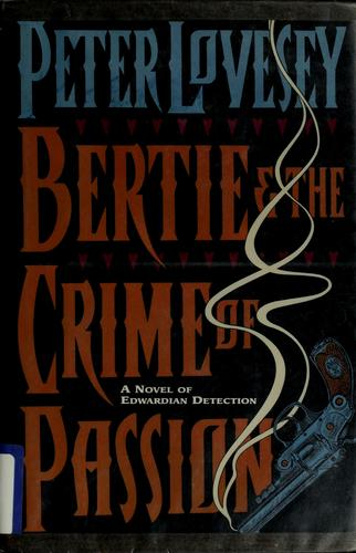 Download Bertie & the crime of passion