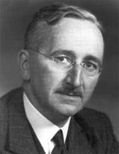 Photo of Friedrich A. von Hayek
