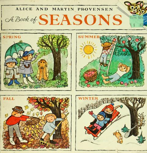 Download A book of seasons