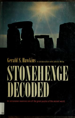 Download Stonehenge decoded