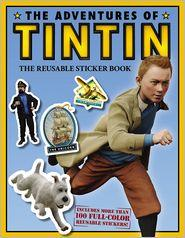 The Adventures of Tintin Reusable Sticker Book