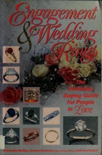 Engagement &wedding rings