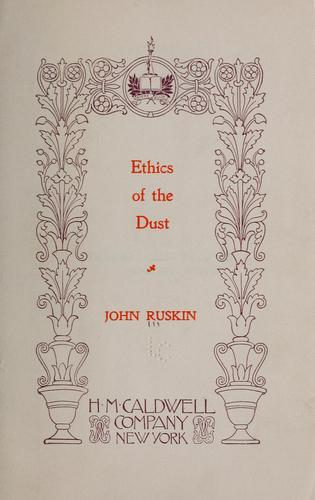 Download Ethics of the dust