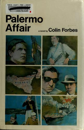 The Palermo affair by Colin Forbes