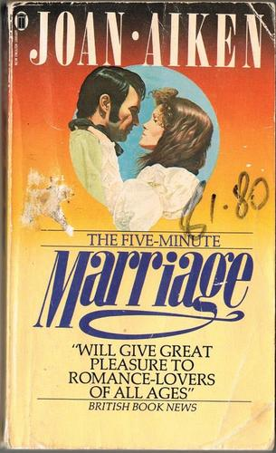 The Five-Minute Marriage.