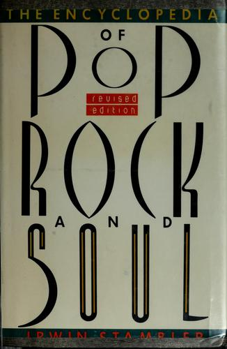 Encyclopedia of pop, rock & soul