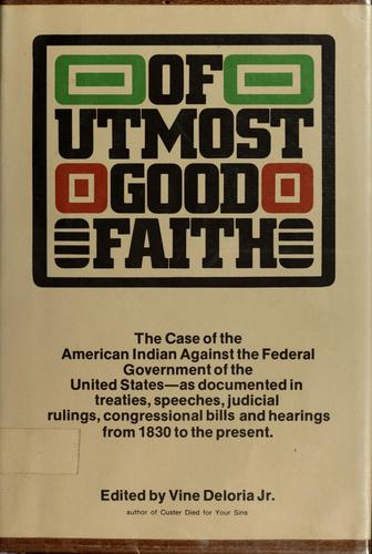 Download Of utmost good faith.