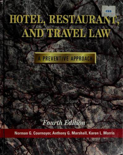 Download Hotel, restaurant, and travel law