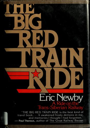 The big Red train ride