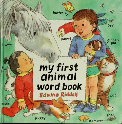 Download My first animal word book