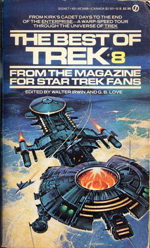 The best of Trek #8 by Walter Irwin