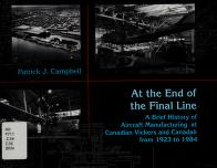 Cover of: At the End of the Final Line | Patrick J. Campbell