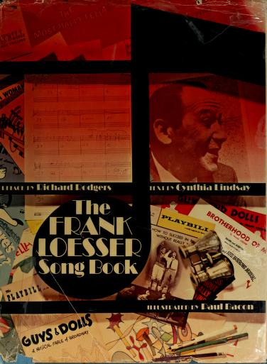 The Frank Loesser Song Book by