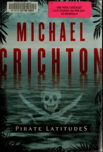 Cover of: Pirate latitudes | Michael Crichton