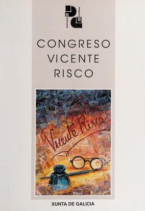 Cover of: Vicente Risco | Congreso Vicente Risco (1995 Ourense, Spain)