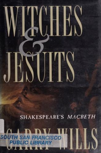 Cover of: Witches and Jesuits | Garry Wills