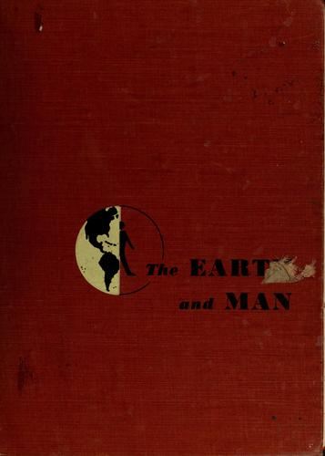 The earth and man by Darrell Haug Davis