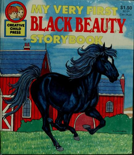 My very first Black Beauty storybook by Rochelle Larkin