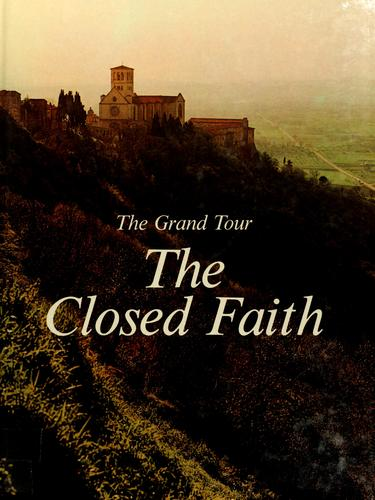 The closed faith by Flavio Conti