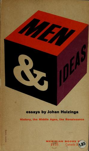 Men and ideas