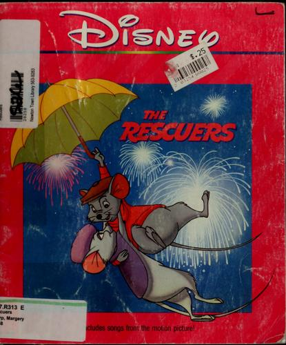Disney's The rescuers by Margery Sharp
